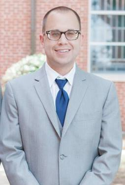 A picture of Dr. Ryan Rucker
